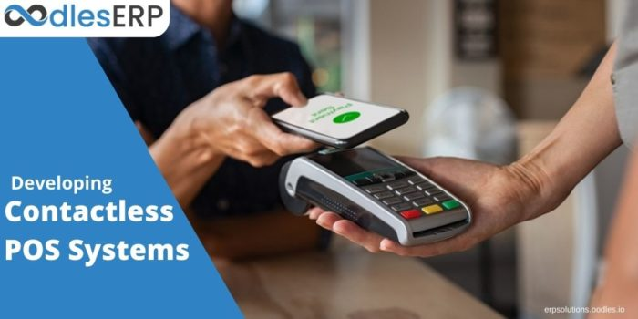 Contactless POS System Development For Retail and eCommerce
