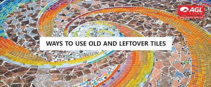 6 creative ideas for reusing leftover tiles | AGL Tiles