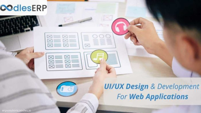 Crucial Aspects of UI/UX Design and Development For Web Applications