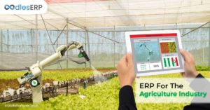 Custom ERP Development For Agriculture Management