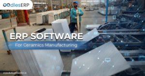 Custom ERP Software Development For Ceramics Manufacturing