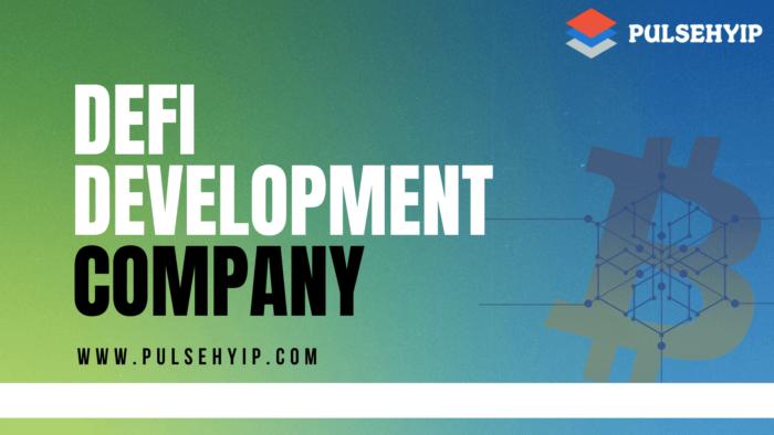 Build your Defi Exchange Development from Pulsehyip