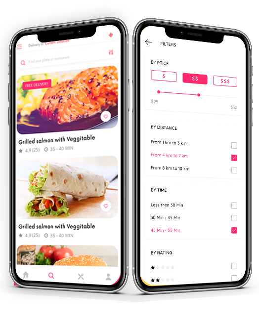 Get The Food Of Favourite Cuisine Right At The Doorstep Using The Doordash Clone App Development ...