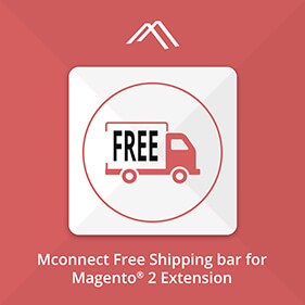 Free Shipping Bar Extension for Magento® 2
