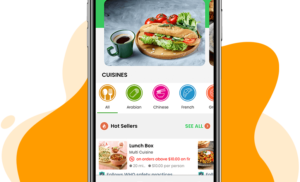 GrubHub Clone App – Build A Unique Food Delivery App With New Version Features