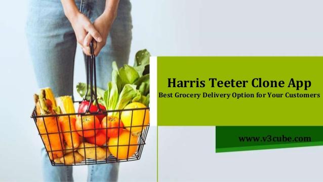 Harris Teeter Clone App