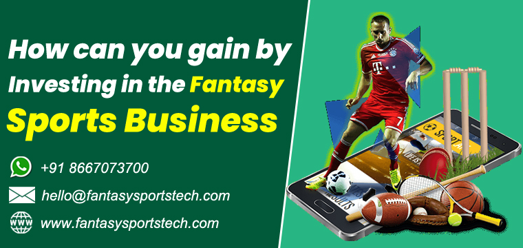 How can you gain by investing in the Fantasy Sports App Business in 2021  There are several reas ...