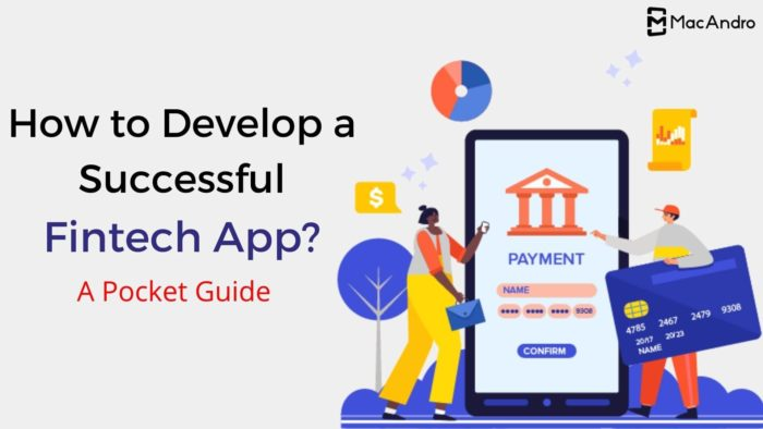Looking to build Fintech App for your financial business?  Then, reach MacAndro, a reputed mobil ...