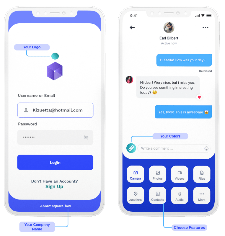 How to Create a White-label Chat Platform for Web and Mobile Apps?