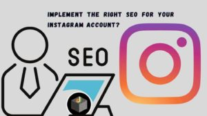 ⭐️⭐️⭐️⭐️⭐️ Know the importance of #SEO for your Instagram #BusinessGrowth 📈📊  💁‍♂️ Here we are h ...