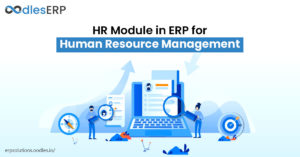 HR Module in ERP System for Human Resource management