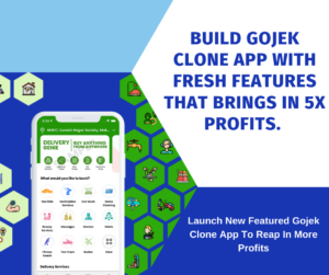 Launch New Featured Gojek Clone App To Reap In More Profits