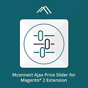 Magento 2 Ajax Price Slider / Price Filter layered navigation by Mconnect