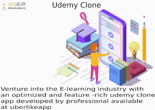 An e-learning platform will enable the users to learn new courses engagingly.  Udemy is one good ...