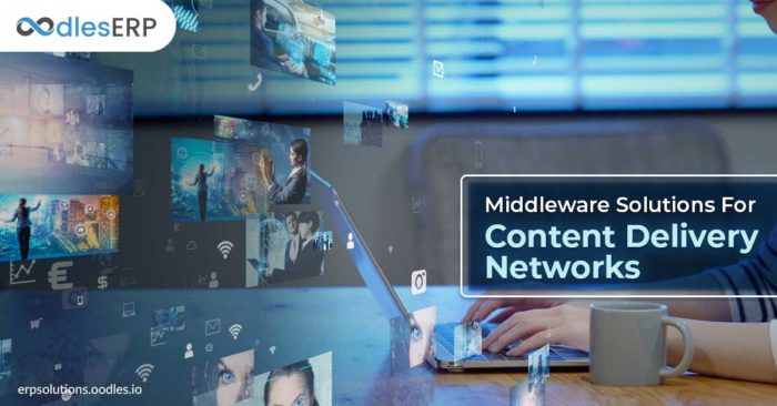 Middleware Software Solutions For Content Delivery Networks