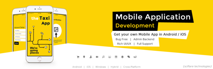 Sciflare is one of the Top Mobile App Development Company in Chennai-India, Expertise in Android ...