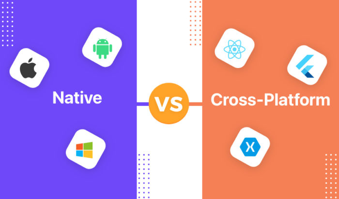 Native App vs Cross-Platform Comparison: Everything you Need to Know