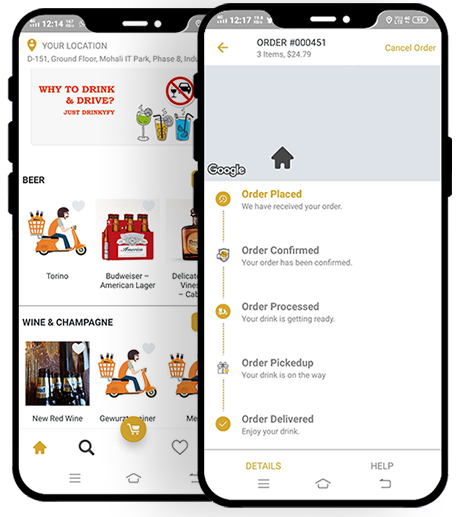 Create Food Ordering App Like Uber Eats  Thinking of a food delivery startup?  Looking for a foo ...