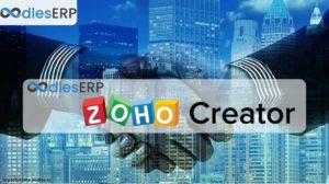 Oodles ERP Partners With Zoho: Zoho Creator Certified Developers