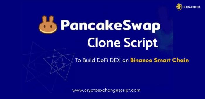 Pancakeswap Clone Script | Pancake Swap Clone Software | Create DeFi Exchange like Pancakeswap