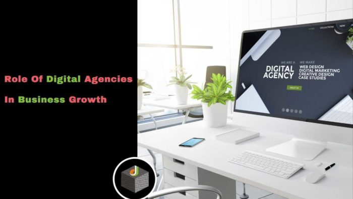 ⭐️⭐️⭐️⭐️⭐️ What is the role of #DigitalAgencies In your #Business grow?   Here you can see some  ...