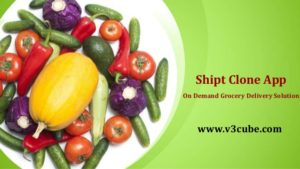 Shipt Clone Grocery Delivery  App Solution