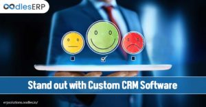 Stand out with Custom CRM Software
