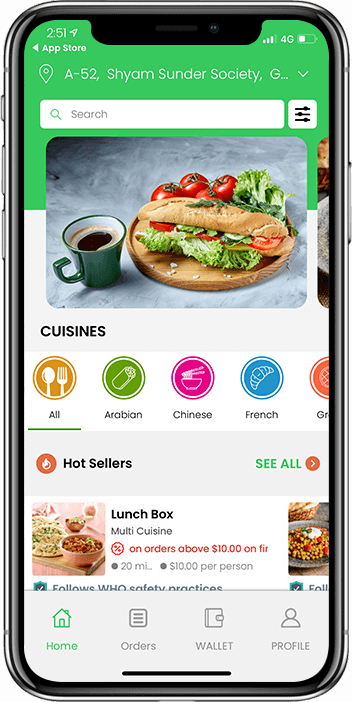 Talabat Clone App – Launch On demand Delivery Business Amidst Pandemic