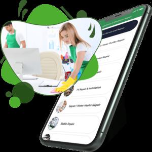 TaskRabbit Clone   Thumbtack Clone App   Home Service App Development Solution  What are the var ...