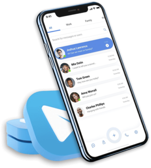 Telegram Clone | Telegram Clone Script | White-label Chat App Solution  As the digital era is so ...