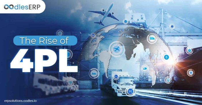 The 4PL Approach For Supply Chain Management
