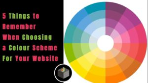 5 Important Things to Remember When Choosing a 🌈 #ColourScheme for Your #Website  🔥  Learn more⤵ ...