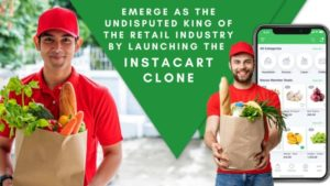 One of the leading grocery ordering and delivery apps in the American market is Instacart Clone. ...