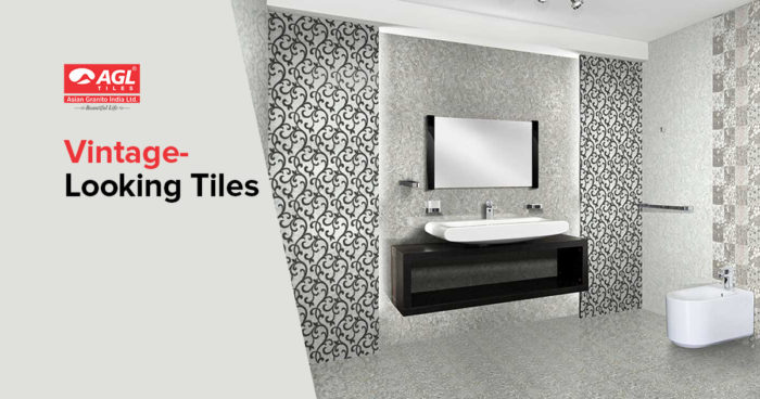 Vintage Looking Tiles for Floor & Wall | Retro Tiles | AGL Tiles