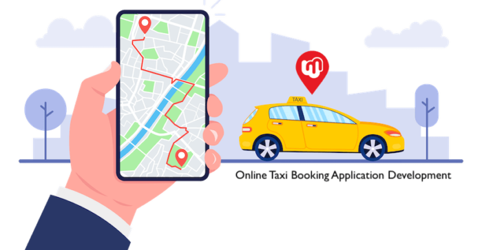 Why On-Demand Taxi App is a good investment – Wemsquare  Digital innovations are continuou ...