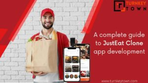 A complete guide to JustEat clone app development