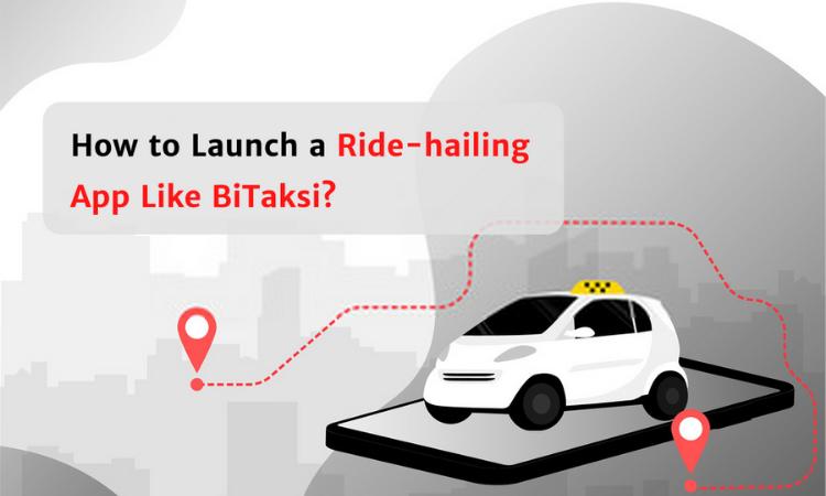 An Extensive Write-Up On Launching a Ride-hailing App Like BiTaksi