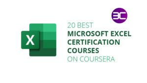 20 Best Excel Online Courses on Coursera 2021 | 3C