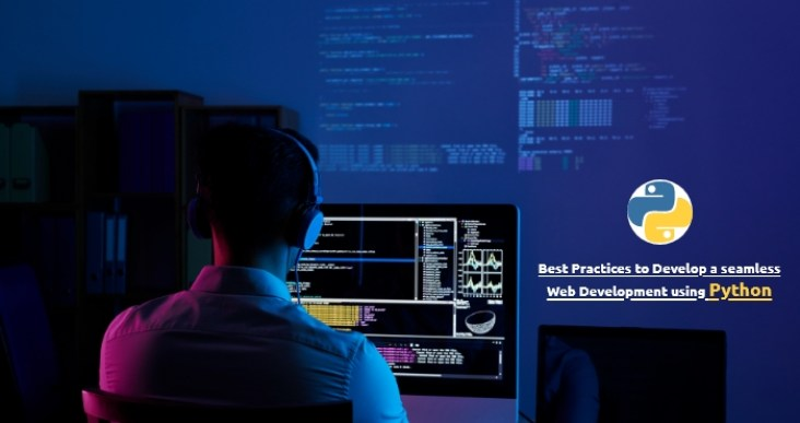 Python is a high-level programming language. You can make a unique design and code of your websi ...