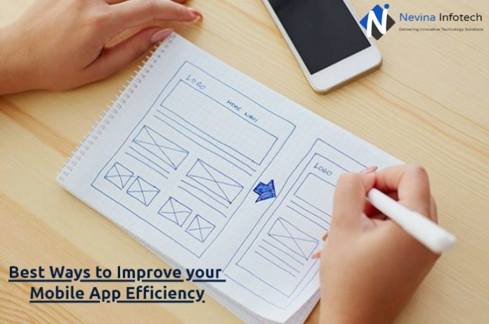 This blog gives tips to develop and improve mobile app efficiency with the different platforms o ...
