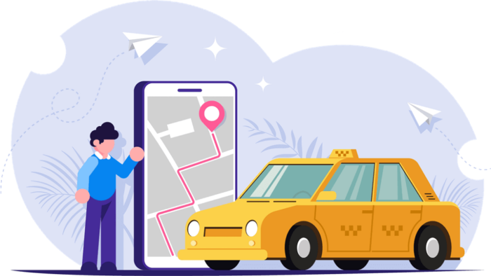Build & Expand Your Transportation Business With Uber Clone App