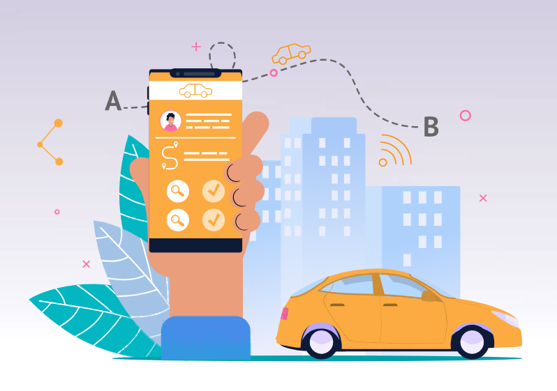 Developing and Launching Taxi Ordering App Like Uber In 7 Days