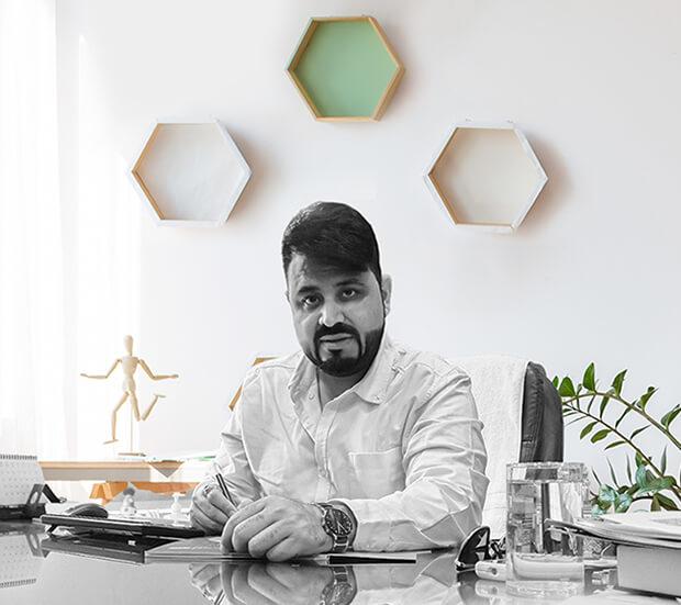 Owner of CBD Movers – Deepak Mandy