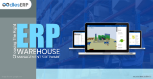 Choosing The Right ERP Warehouse Management Software