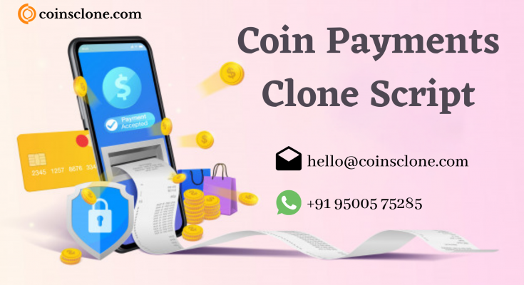 Coinpayments Clone Script – Create Crypto Payment Gateway like Coinpayments