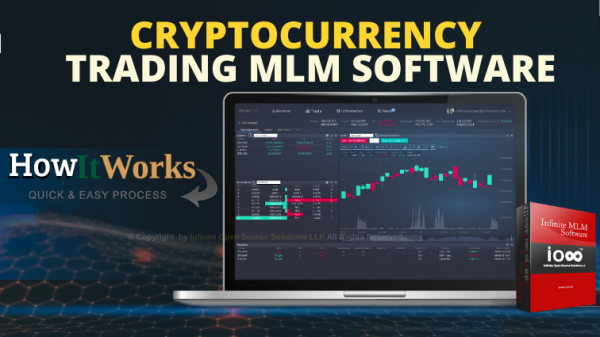 Cryptocurrency Trading MLM Software – How It Works?