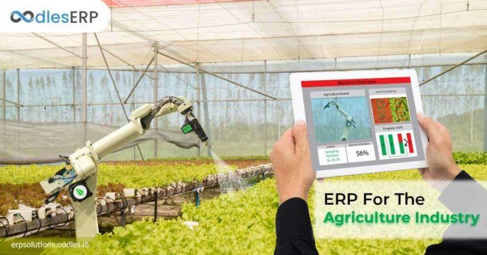Custom ERP Development For Agriculture Management