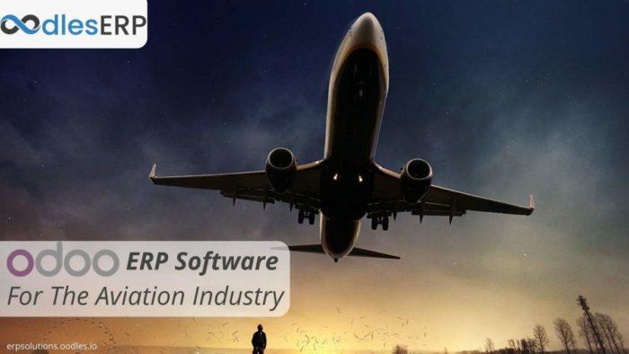 Custom ERP Development For Aviation Management Using Odoo