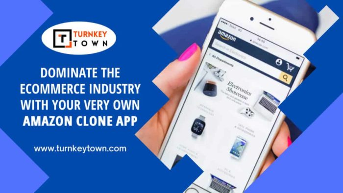 Dominate The Ecommerce Industry With Your Very Own Amazon Clone App