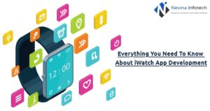 iWatch app development is very trending in the iOS app development field. This blog will give yo ...